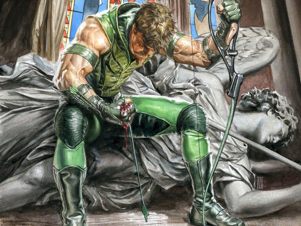 Comics Wallpaper: Green Arrow