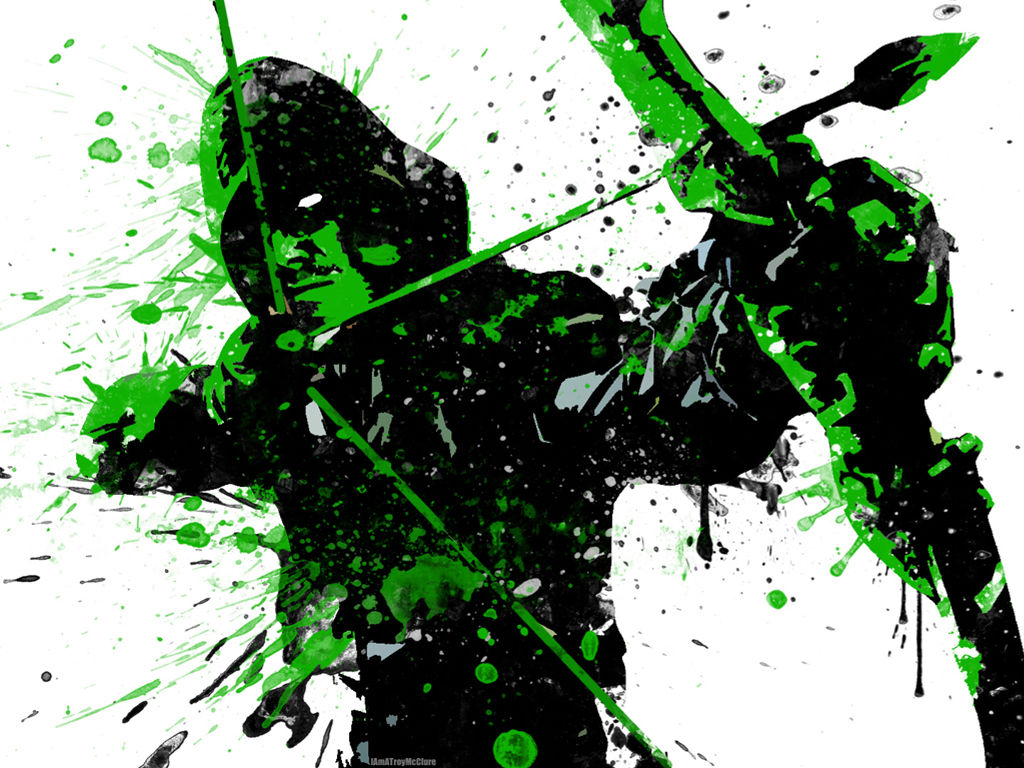 Comics Wallpaper: Green Arrow