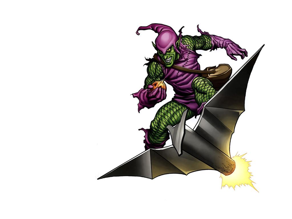 Comics Wallpaper: Green Goblin