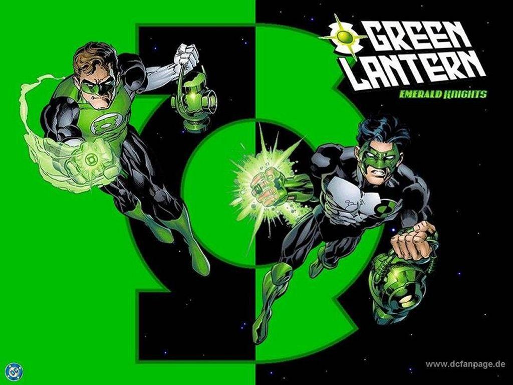 Comics Wallpaper: Green Lantern - Emerald Knights