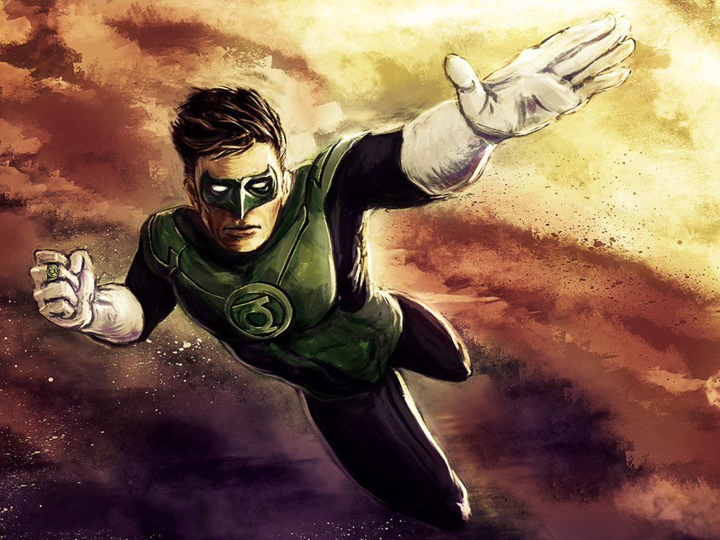 Comics Wallpaper: Green Lantern