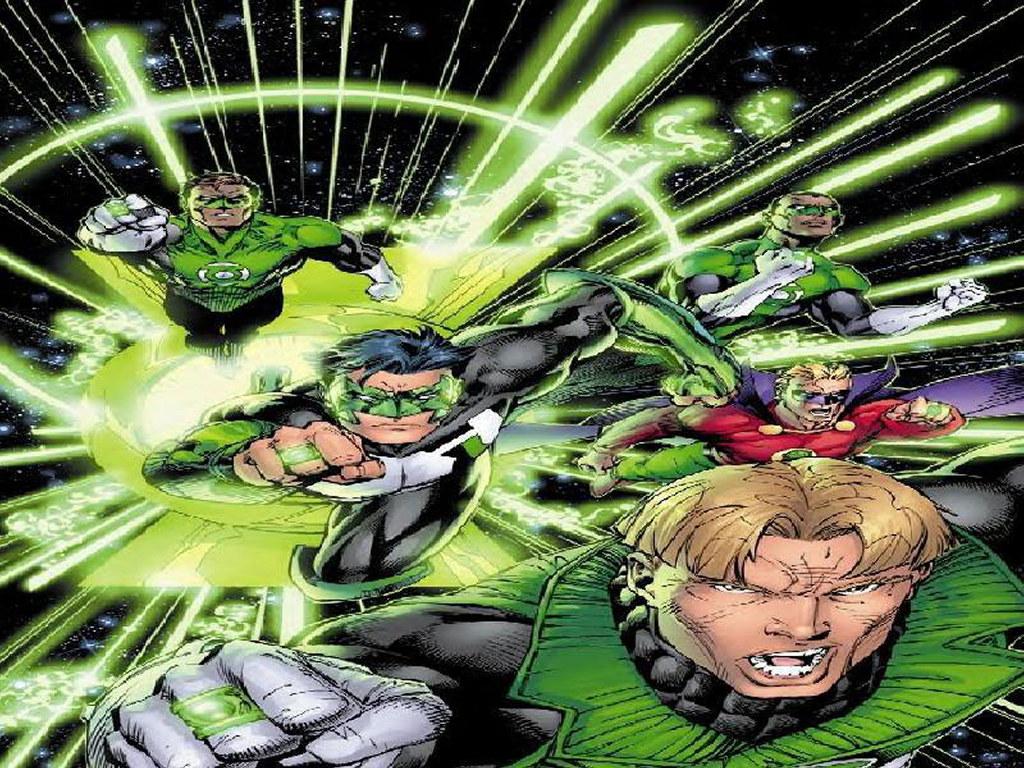 Comics Wallpaper: Green Lantern - Generations