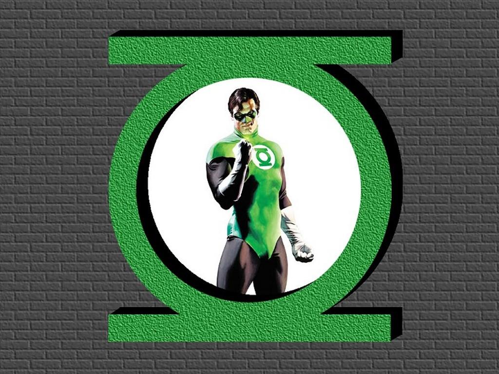 Comics Wallpaper: Green Lantern - Hal Jordan (Logo)