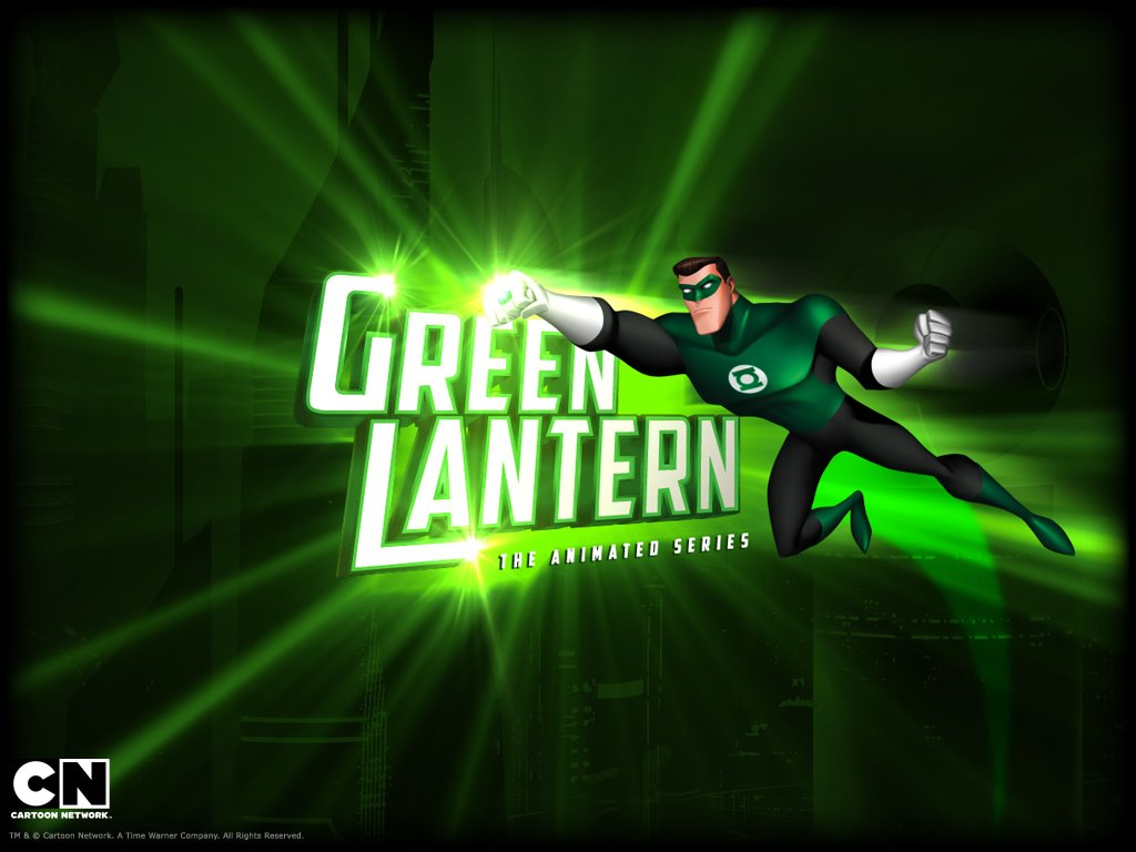 Comics Wallpaper: Green Lantern - The Animated Series
