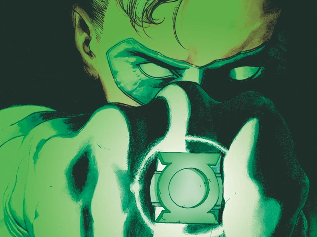 Comics Wallpaper: Green Lantern