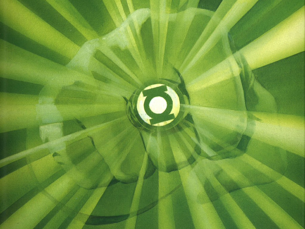 Comics Wallpaper: Green Lantern - The Ring