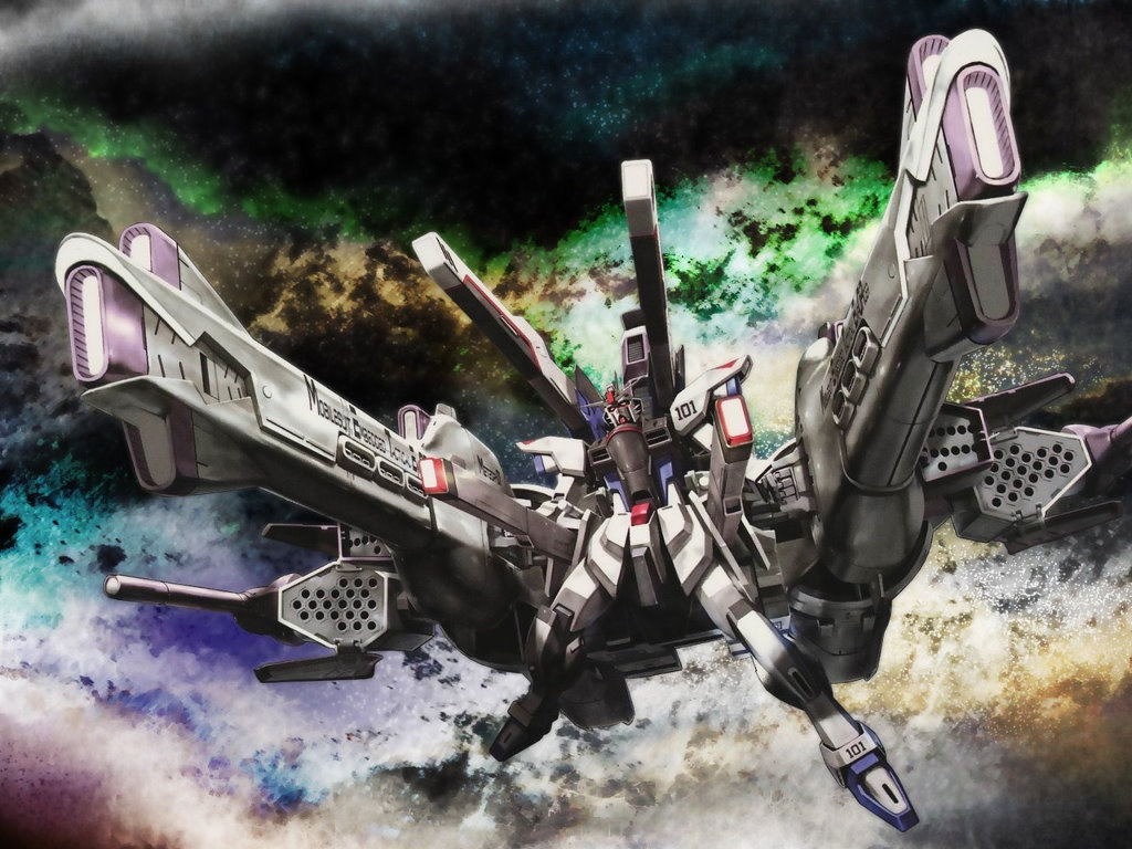 Comics Wallpaper: Gundam Seed