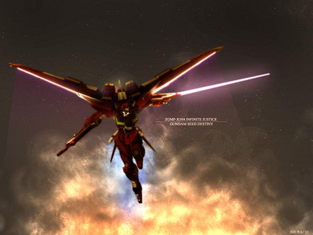 Comics Wallpaper: Gundam Seed Destiny