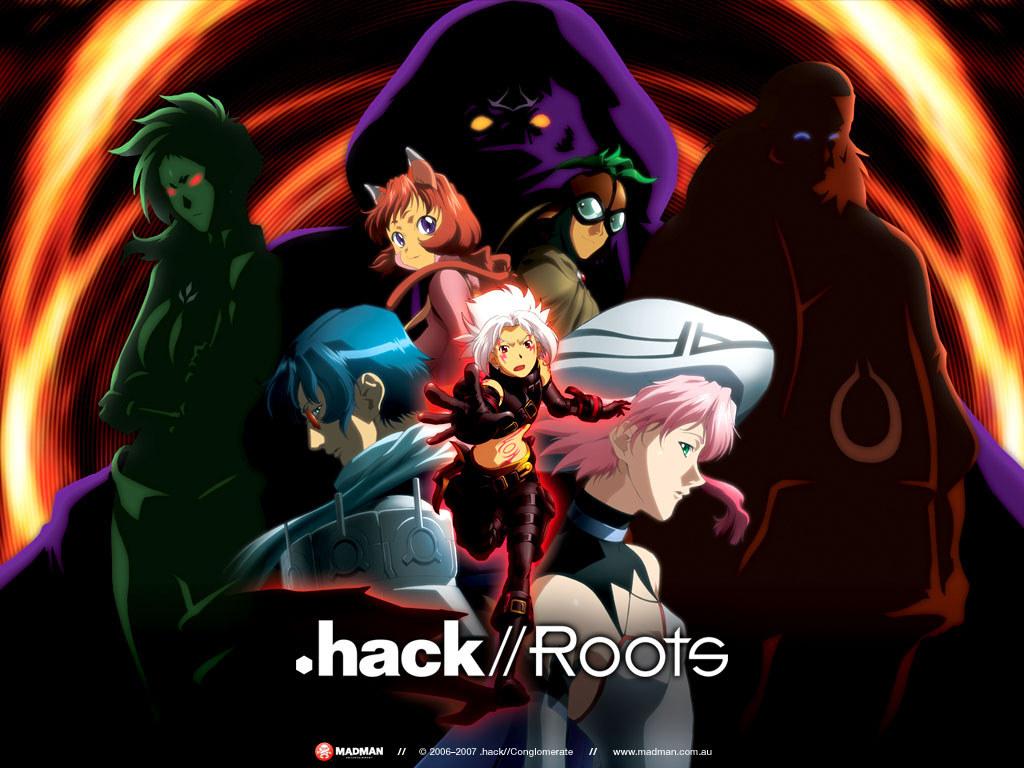 Comics Wallpaper: Hack//Roots