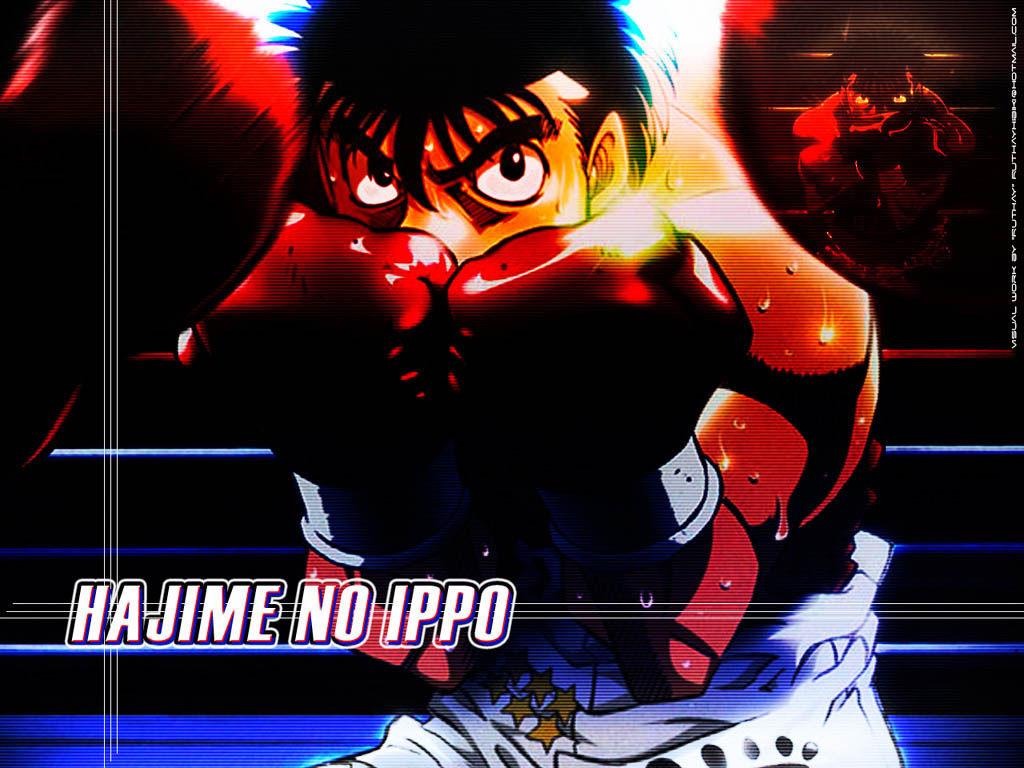 Comics Wallpaper: Hajime No Ippo