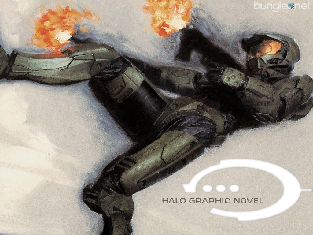 Comics Wallpaper: Halo - Graphic Novel