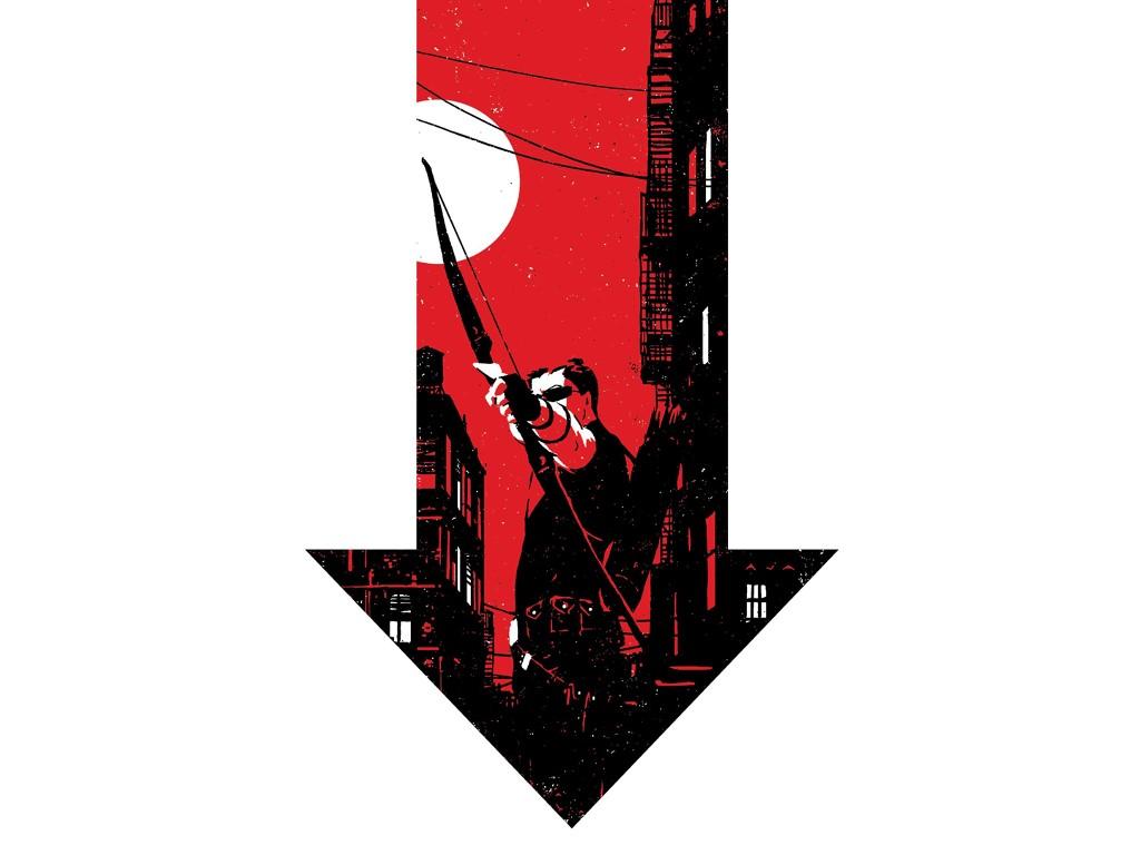 Comics Wallpaper: Hawkeye