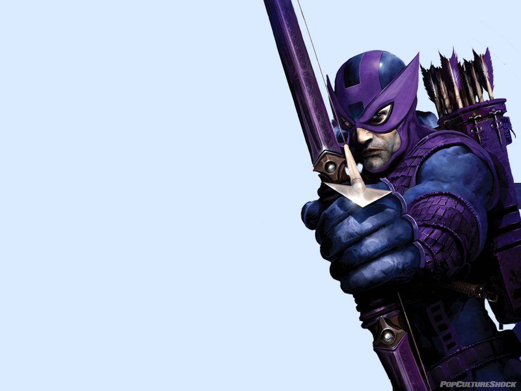 Comics Wallpaper: Hawkeye - Dark Reign
