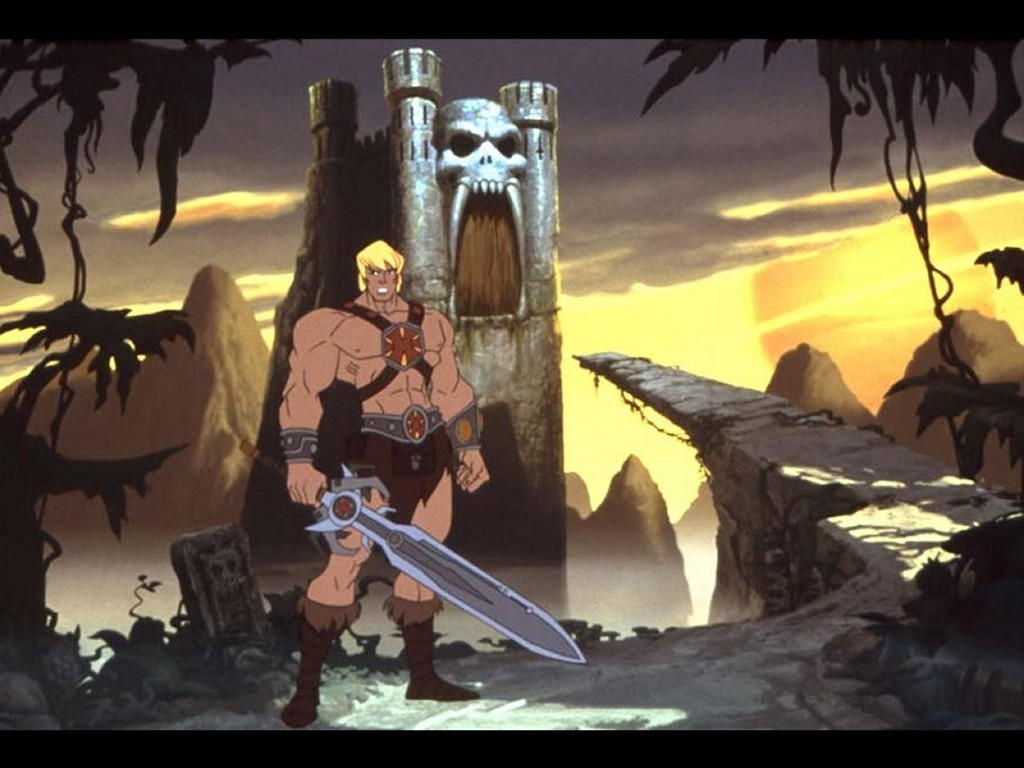 Comics Wallpaper: He-Man