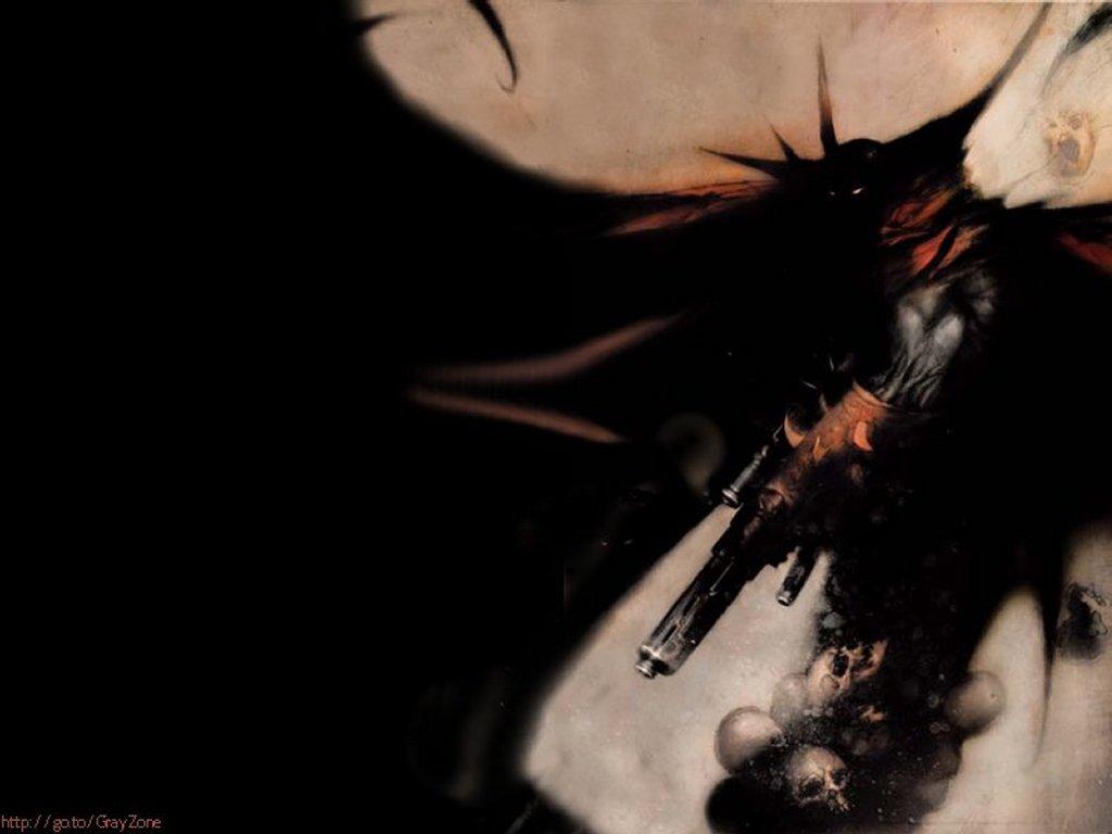 Comics Wallpaper: Hell Spawn