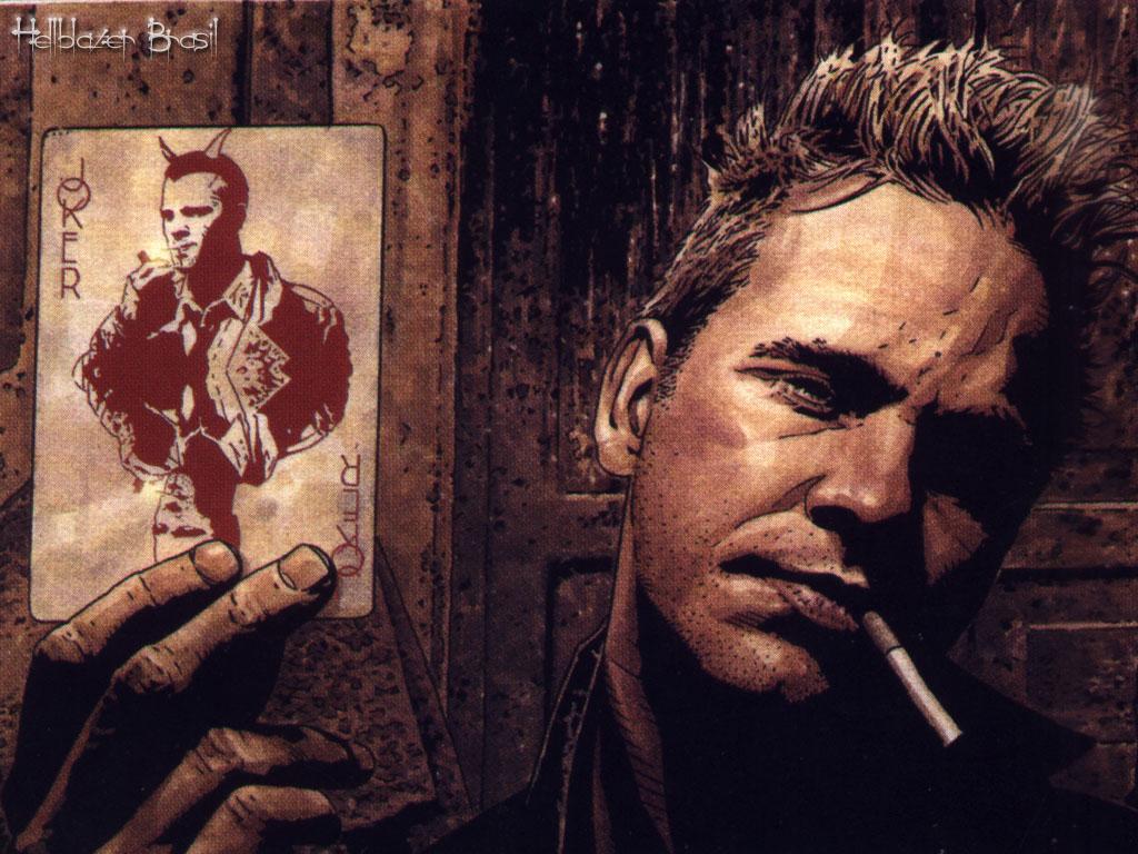 Comics Wallpaper: John Constantine - Hellblazer #184