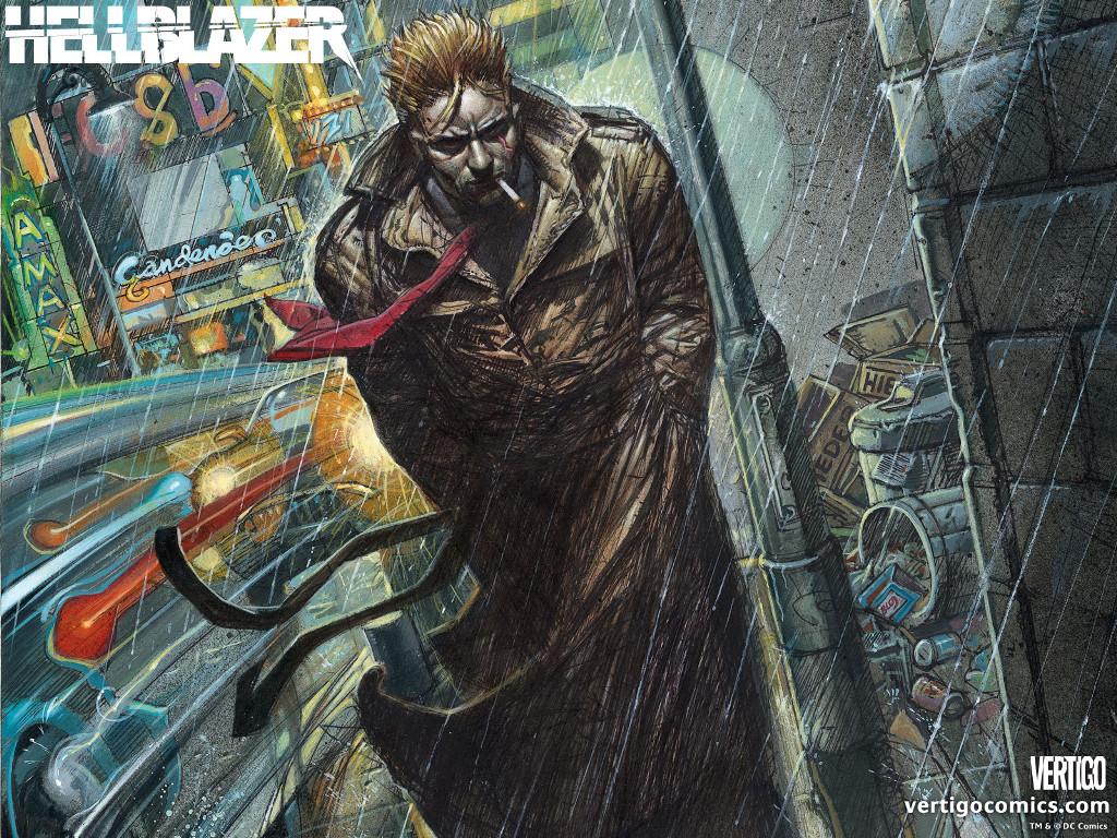 Comics Wallpaper: Hellblazer #256