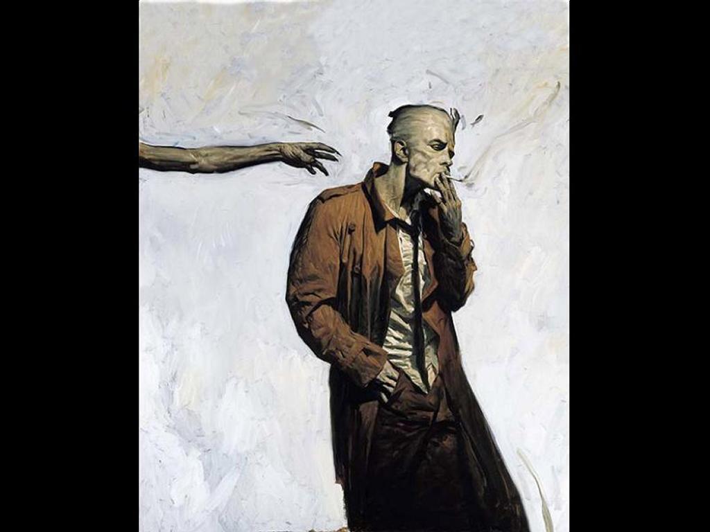Comics Wallpaper: Hellblazer - John Constantine