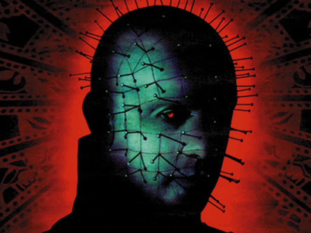 Comics Wallpaper: Hellraiser