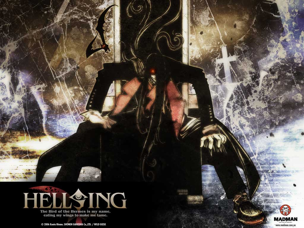 Comics Wallpaper: Hellsing