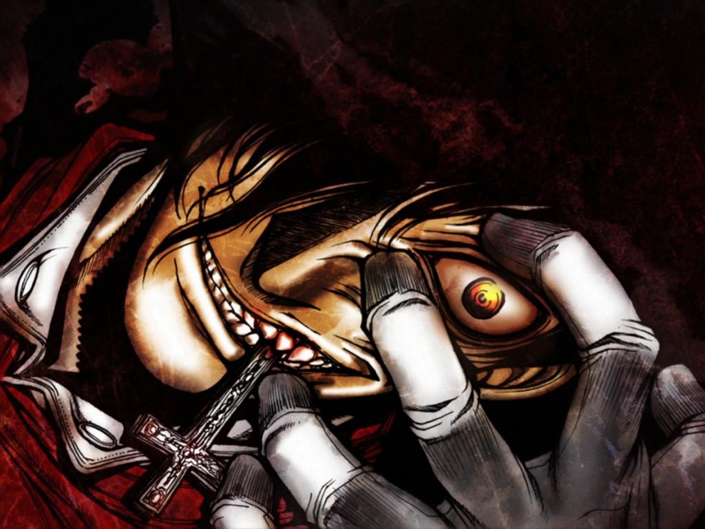 Comics Wallpaper: Hellsing