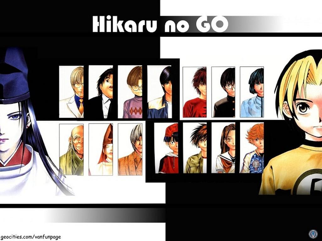 Comics Wallpaper: Hikaru No Go