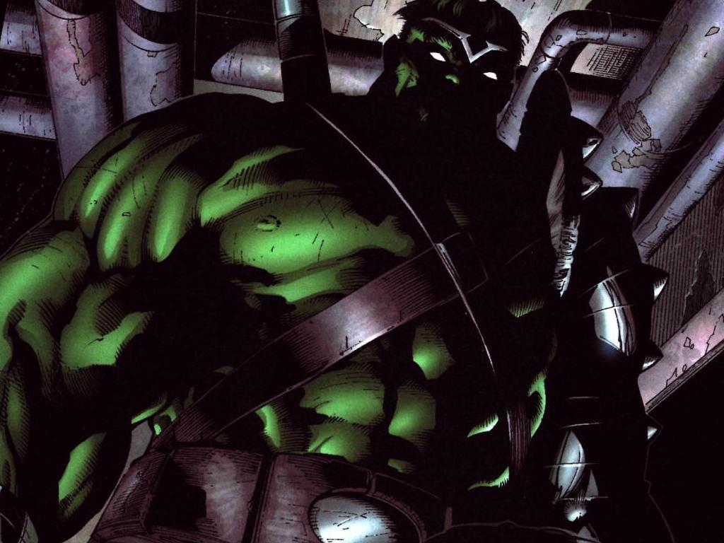 Comics Wallpaper: Hulk (by Carlo Pagulayan)