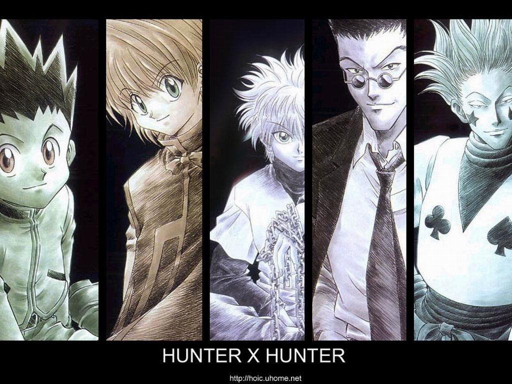 Comics Wallpaper: Hunter x Hunter