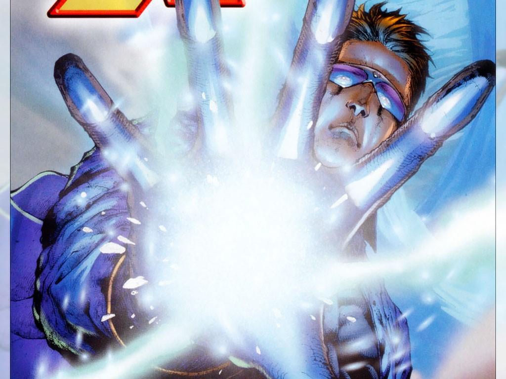 Comics Wallpaper: Iceman