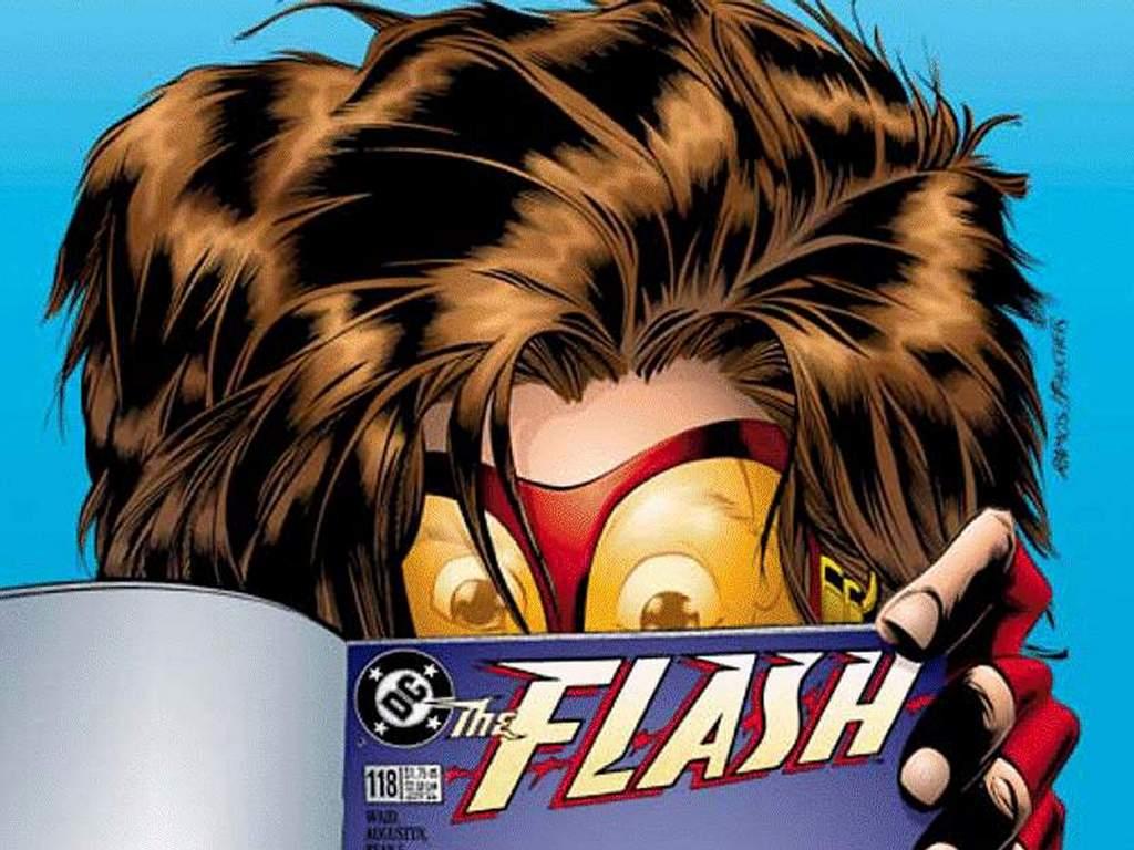 Comics Wallpaper: Impulse