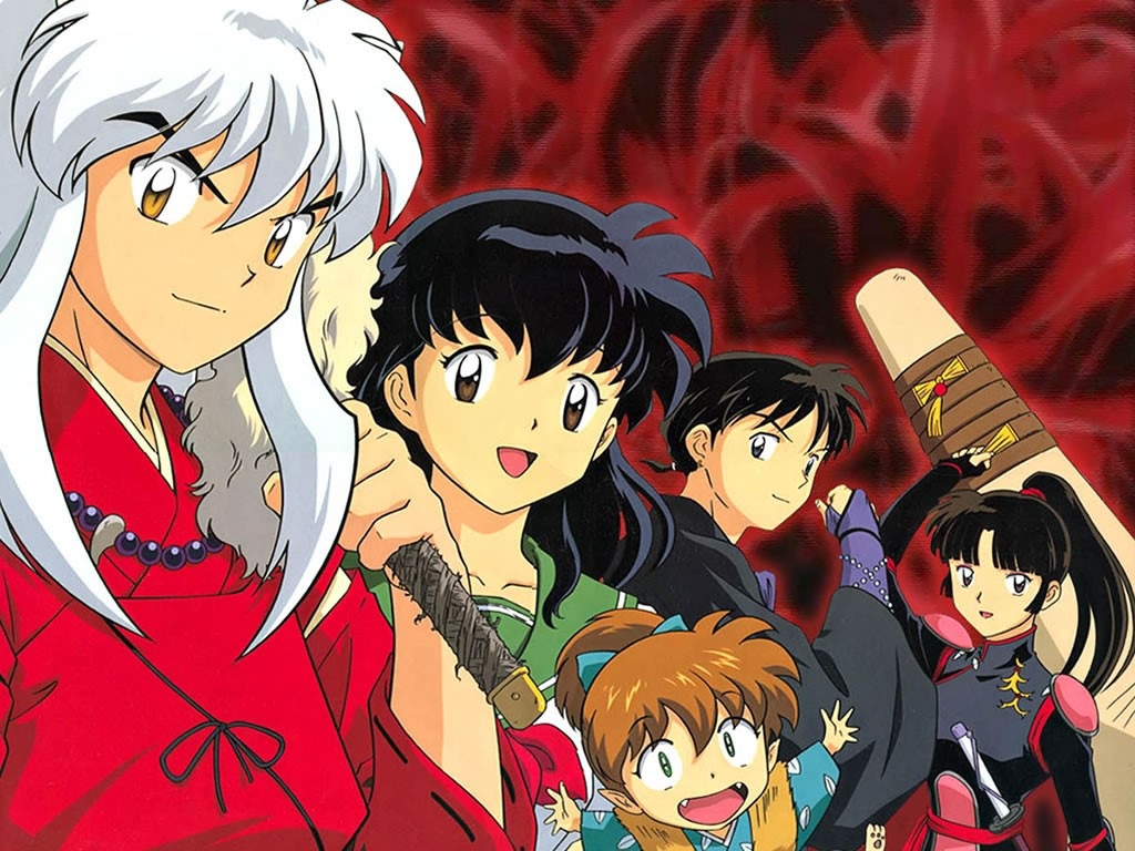 Comics Wallpaper: Inuyasha