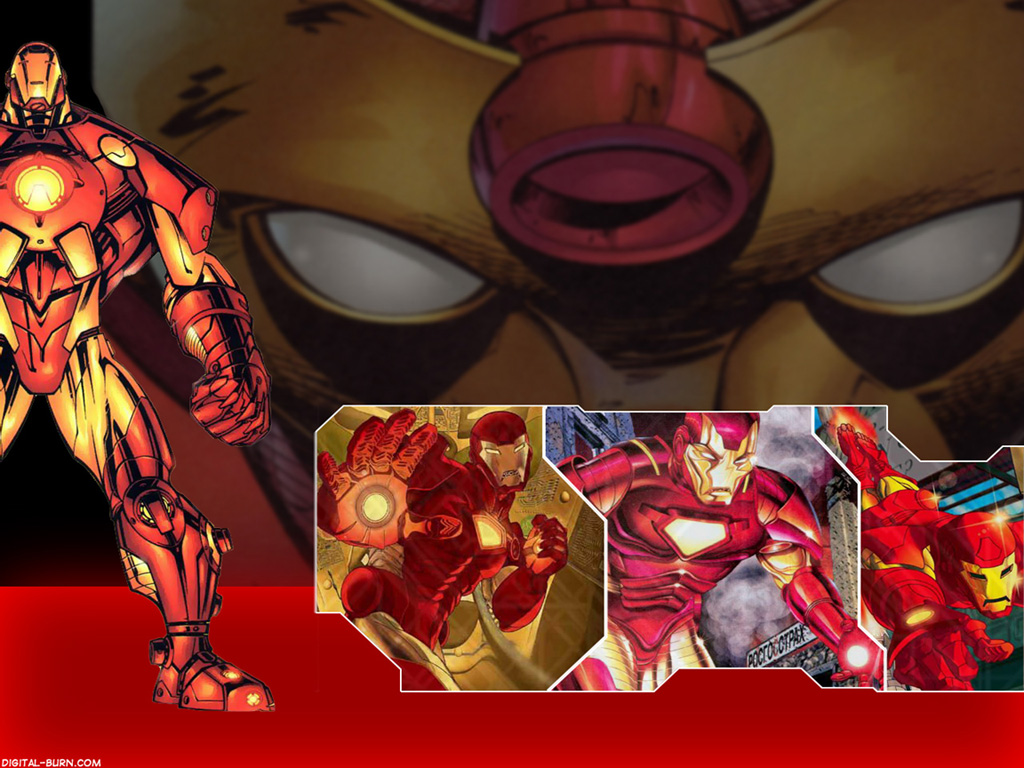 Comics Wallpaper: Iron-Man
