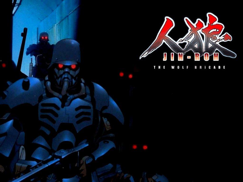 Comics Wallpaper: Jin-Roh - The Wolf Brigade