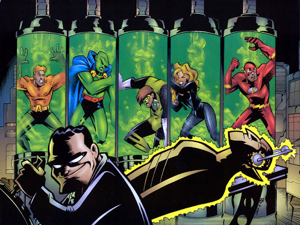 Comics Wallpaper: Justice League of America - Year One