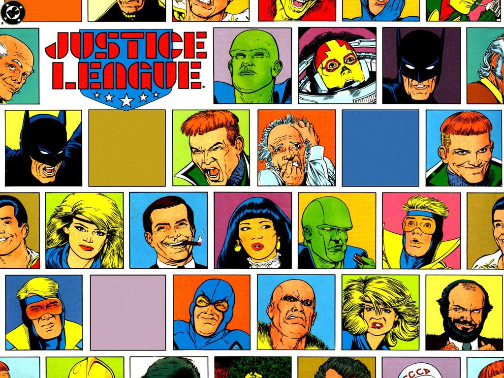 Comics Wallpaper: Justice League International