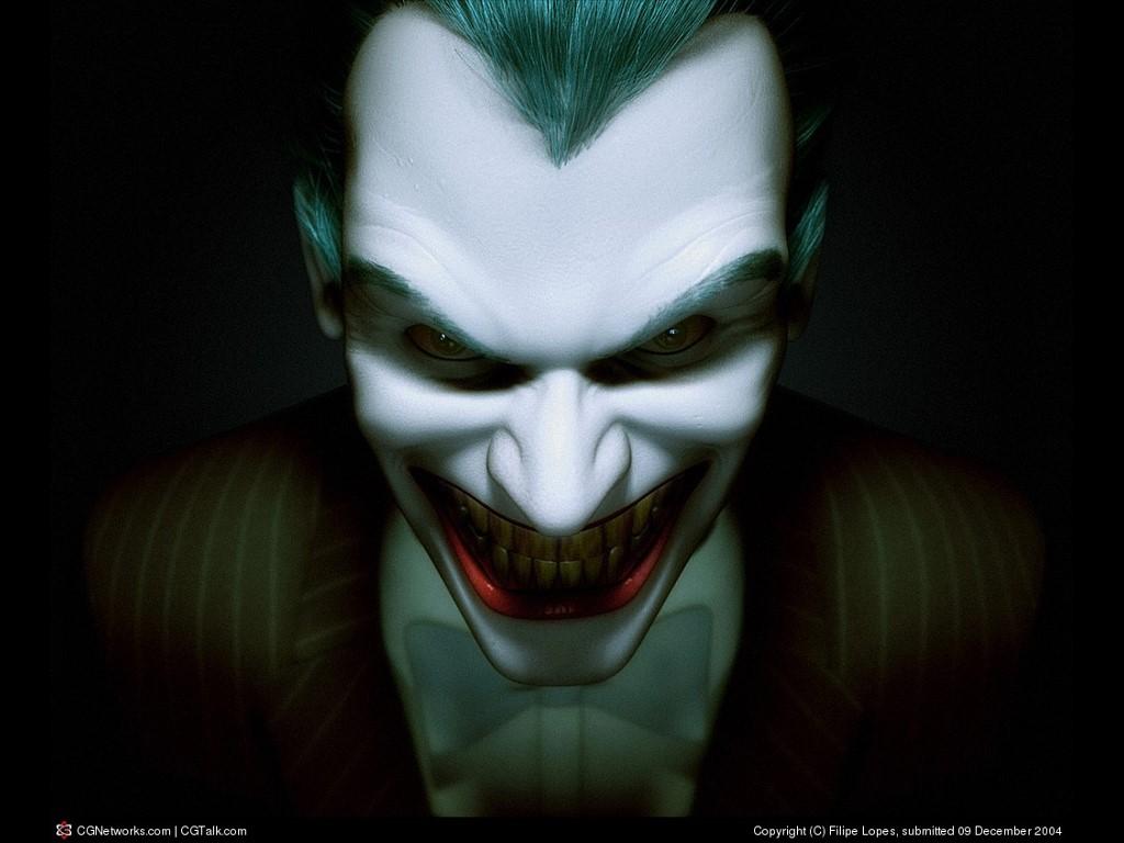 Comics Wallpaper: Joker
