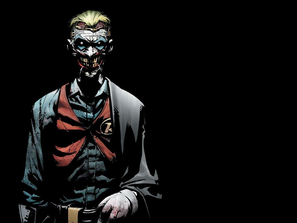 Comics Wallpaper: Joker - Death in the Family