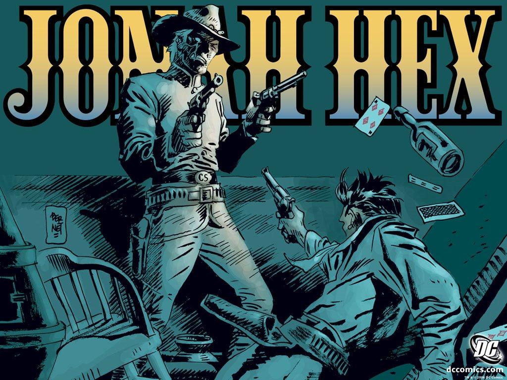 Comics Wallpaper: Jonah Hex