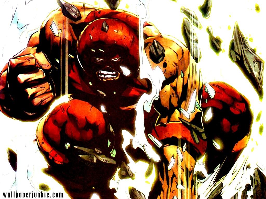 Comics Wallpaper: Juggernaut