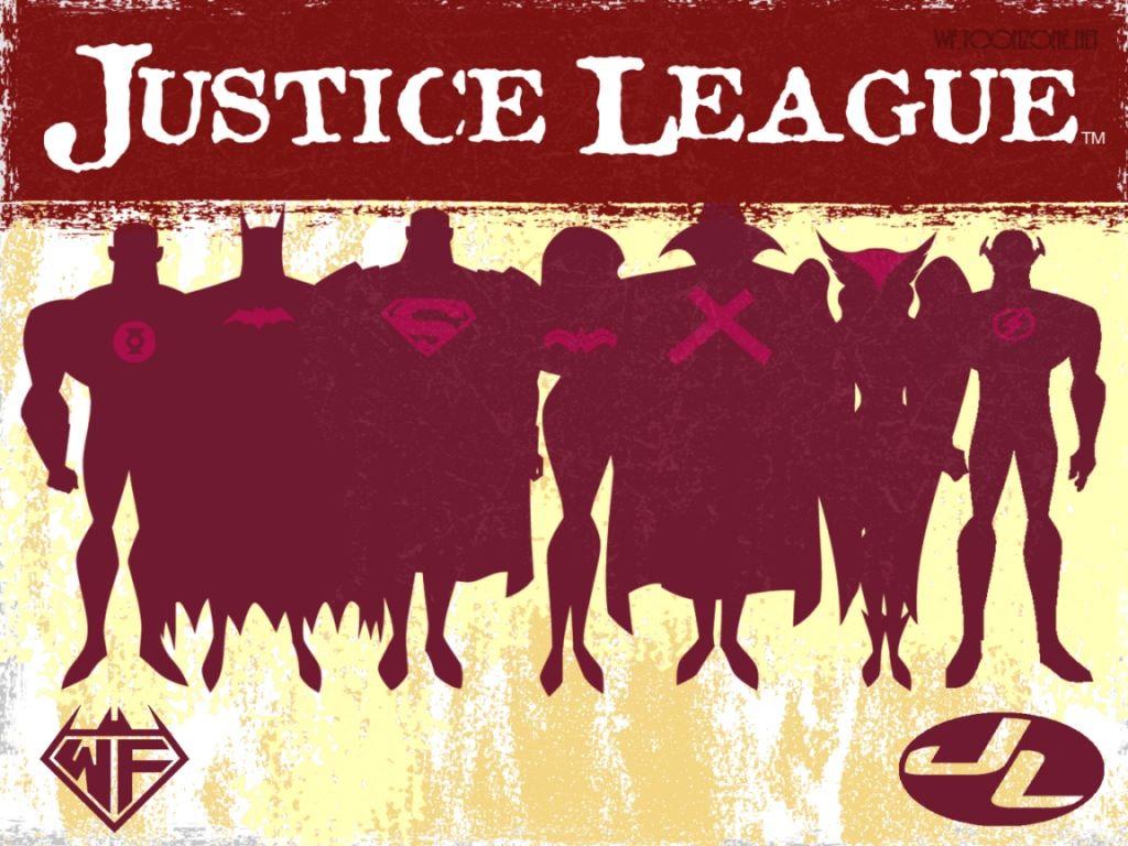 Comics Wallpaper: Justice League