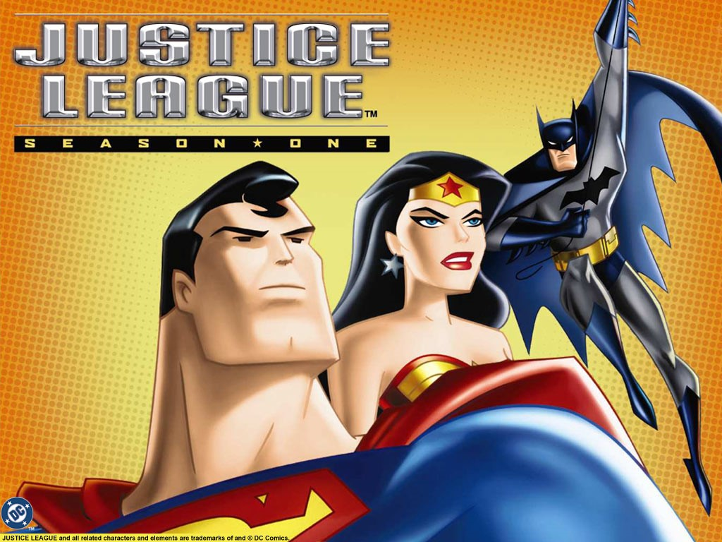 Comics Wallpaper: Justice League
