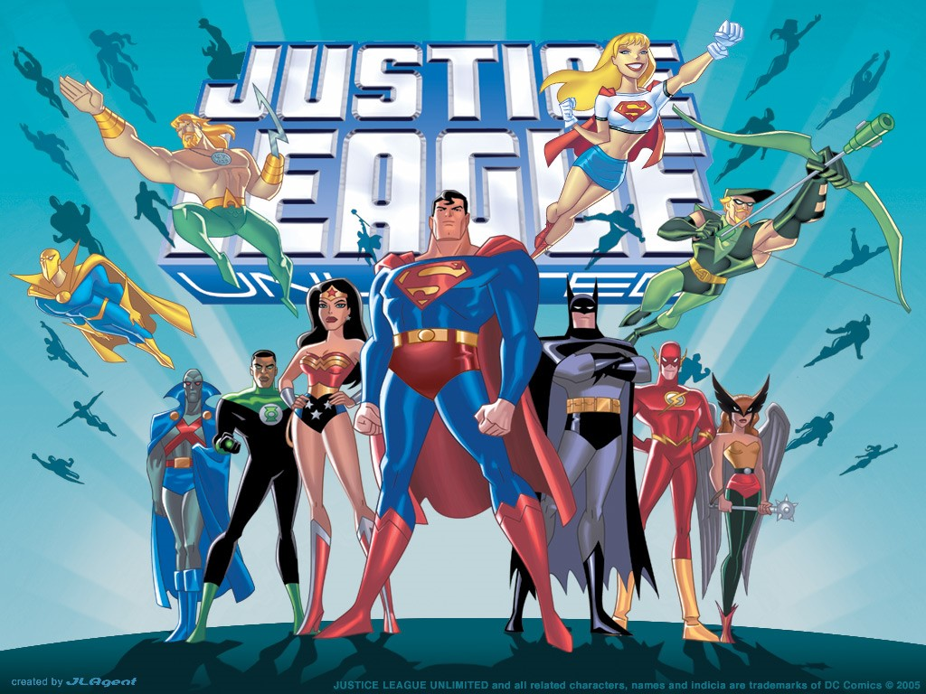 Comics Wallpaper: Justice League Unlimited