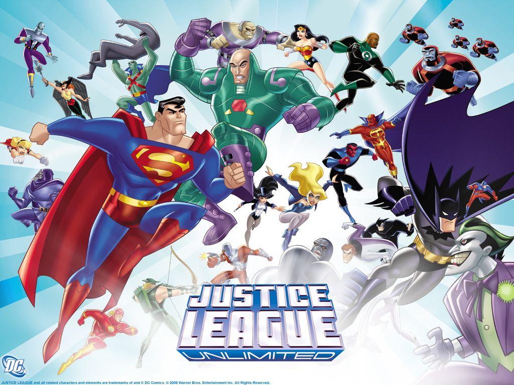 Comics Wallpaper: Justice League Unlimited