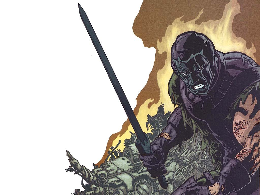 Comics Wallpaper: Kang the Conqueror