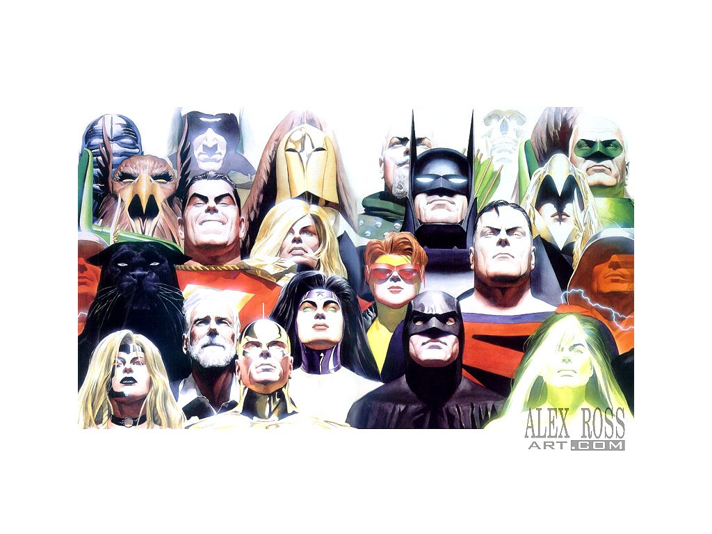 Comics Wallpaper: Kingdom Come