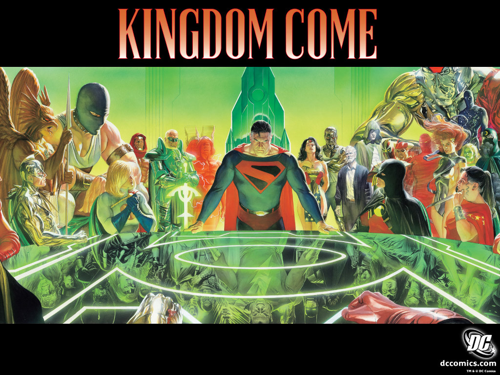Comics Wallpaper: Kingdom Come