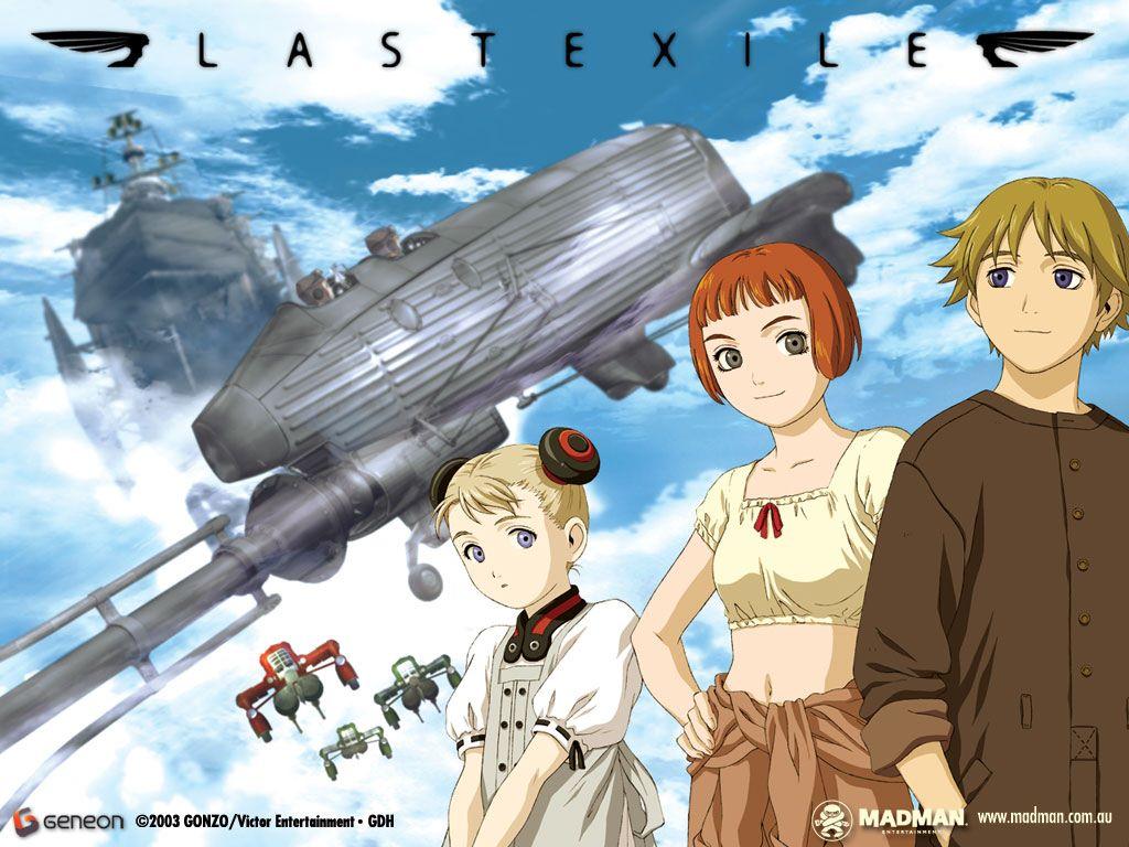 Comics Wallpaper: Last Exile