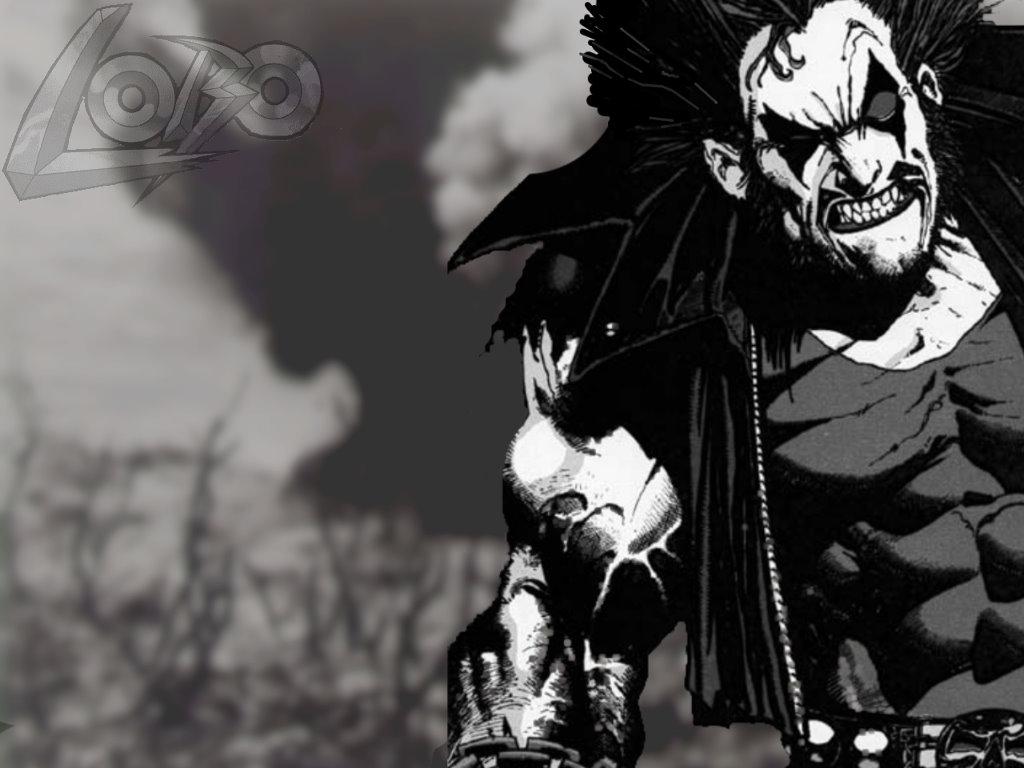 Comics Wallpaper: Lobo
