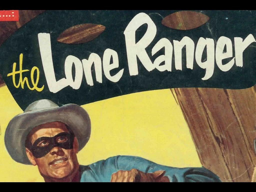 Comics Wallpaper: Lone Ranger