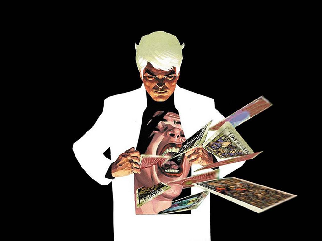 Comics Wallpaper: Lucifer